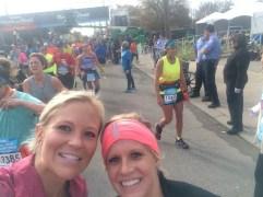 Post Race Selfie!