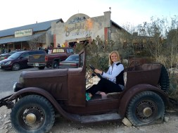 Riding in Style in Terlingua