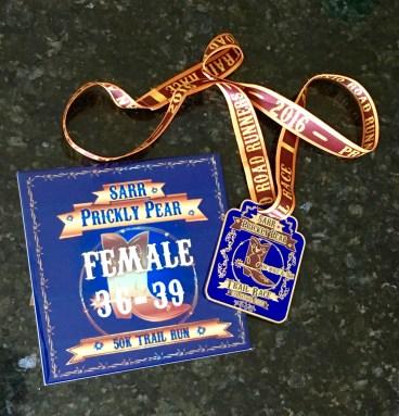 Medal and Award