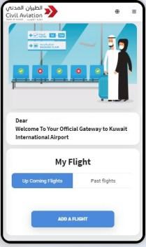 Register & Enter Flight Details