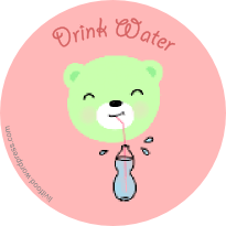 drink-water-bear2-animal-tag