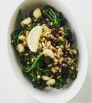 Broccolini with Pine Nuts and Raisins