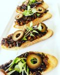 Rustic Fig and Olive Tapenade