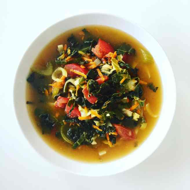 Hearty Alkaline Soup
