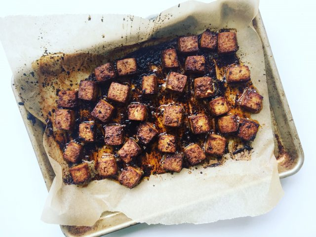 The Best BBQ Tofu You'll Ever Have