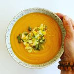 Almost Raw Blender Butternut Squash Soup Thumbnail