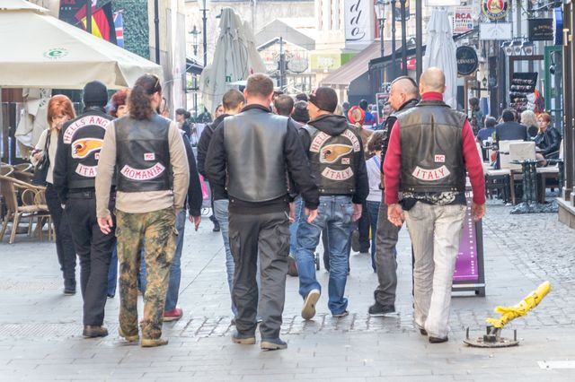 Hell. Hells's Angels.