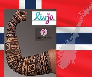 LympheDivas er landet i Norge