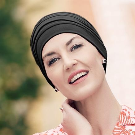 B.B. Bea turban hue i sort