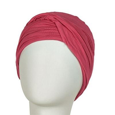 Pink Gaia turban