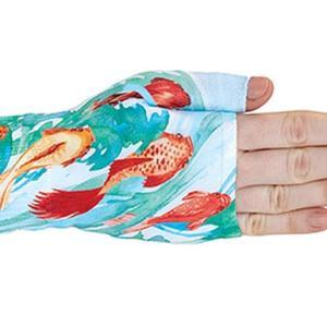 Go Fish kompressionshandske uden fingre