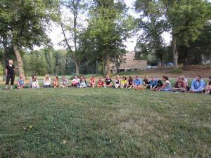 IVK Summer Camp Stockholm