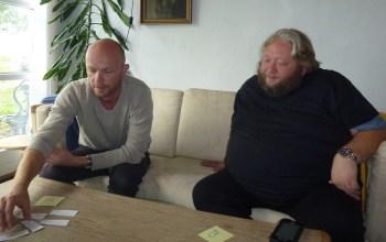 Rasmus og Ulrik red