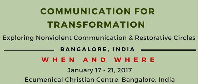 Communication for Transformation