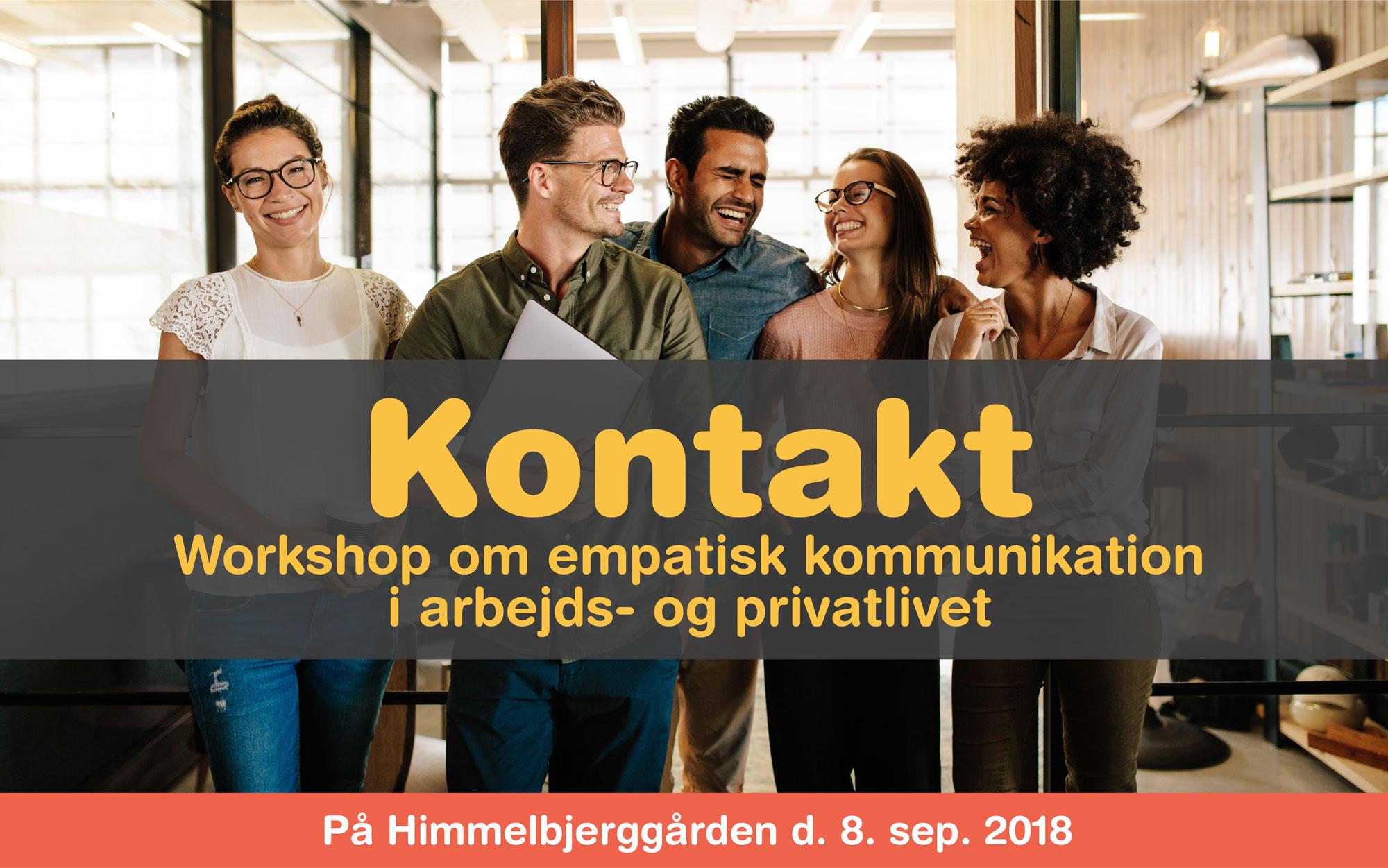 KONTAKT - workshop om empatisk kommunikation