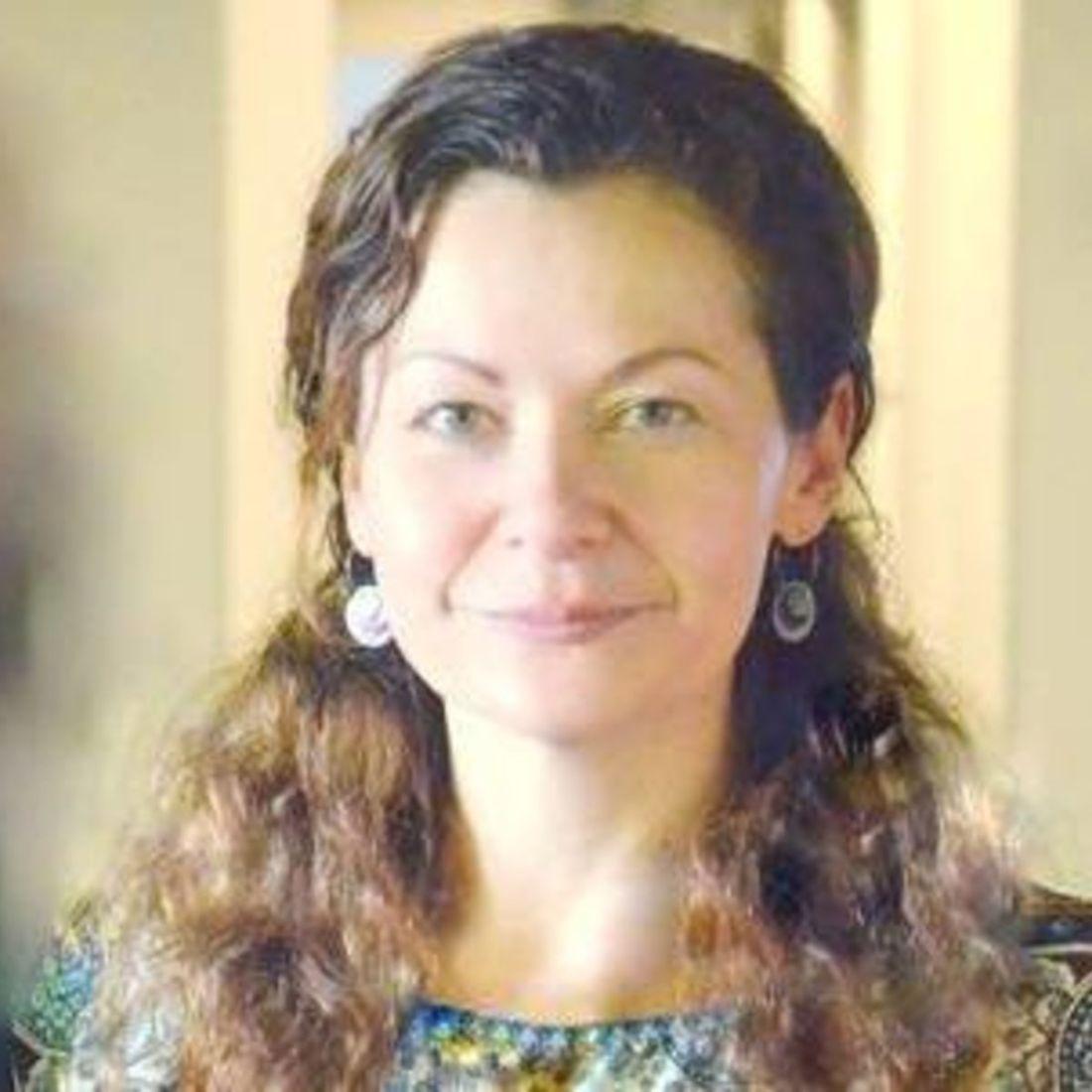 Olena Hantsyak-Kaskiv - Head of Dignity Space