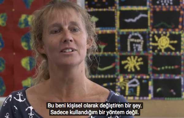 Tyrkiske undertekster på LIVKOM film om IVK i skolen