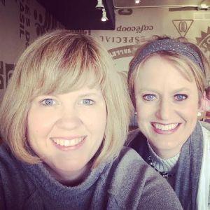 Liv & Sarah - January 2015