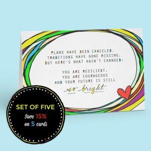 COVID Celebration Card