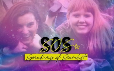 Introducing SOS: Speaking of Stardust