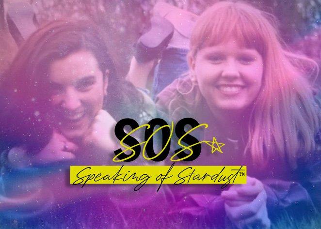 SOS: Speaking of Stardust