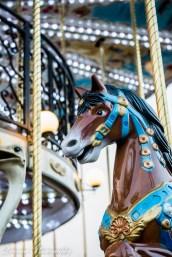 Carousel at Eiffel Tower