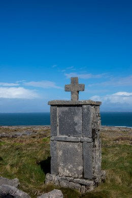 For sailors who were lost at sea - Aran Islands