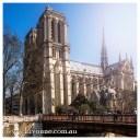 Feeling the sun shine on you in Paris... Heavenly
