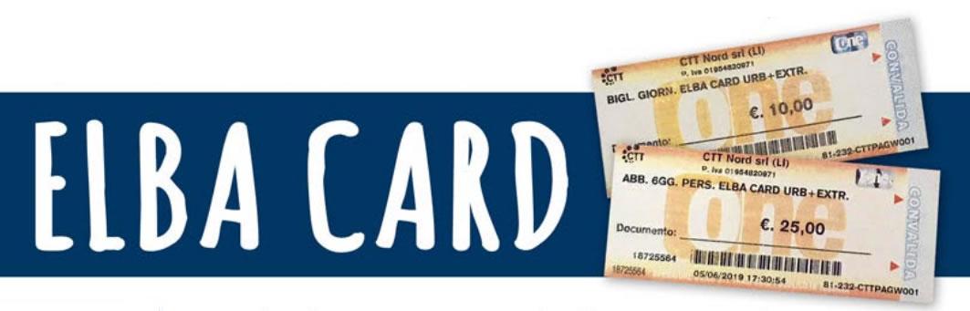 Elba Card