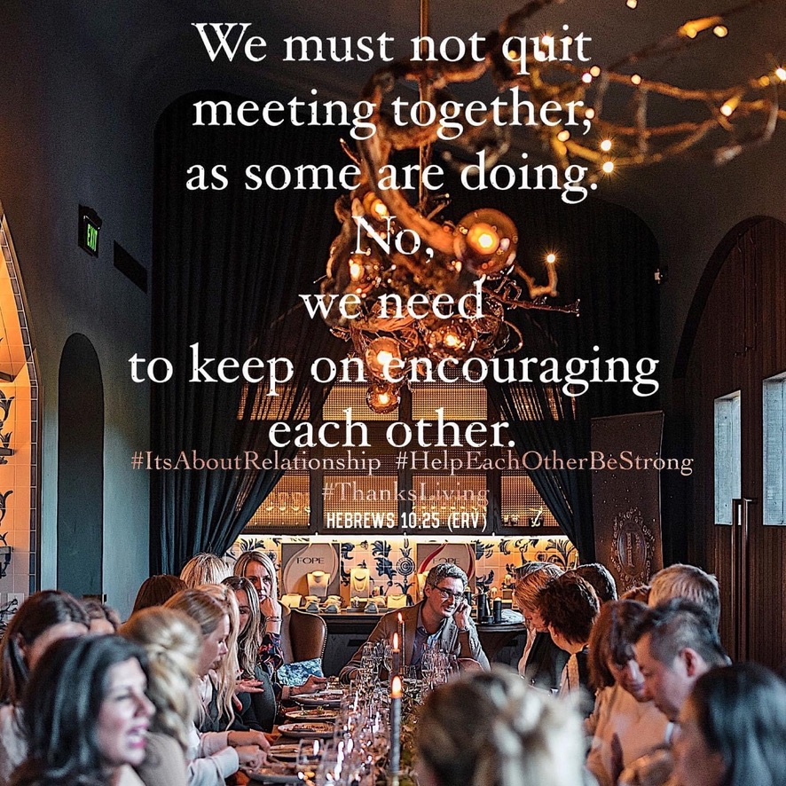 Loving Through Imperfect Hospitality