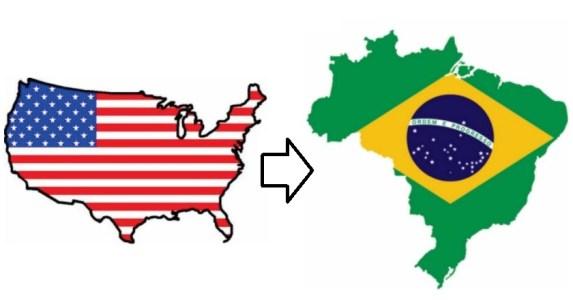 Importe voce mesmo Roupas e produtos dos EUA