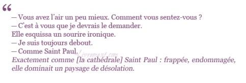extrait all clear Connie Willis