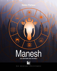 Couverture de Manesh de Stefan Platteau, relié aux éditions Les moutons électriques