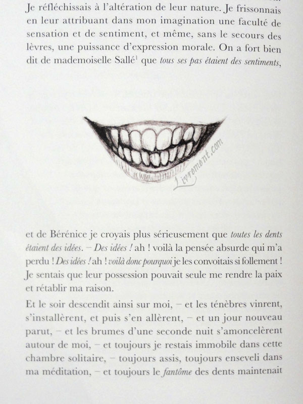 Livrement allan poe edgar lacombe benjamin les for Histoire macabre