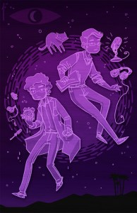 Bienvenue à Night Vale Illustration 06