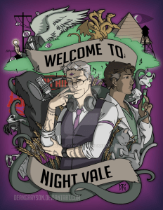 Bienvenue à Night Vale Illustration 07