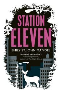 Station eleven couverture