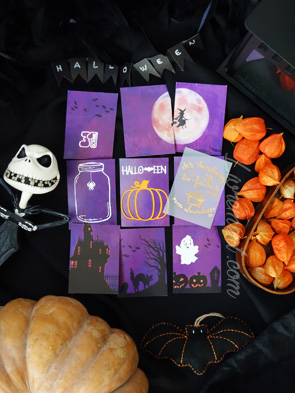 Pocket Letter pour Halloween