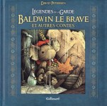 "Couverture du livre ""Baldwin le brave"" de David Petersen"