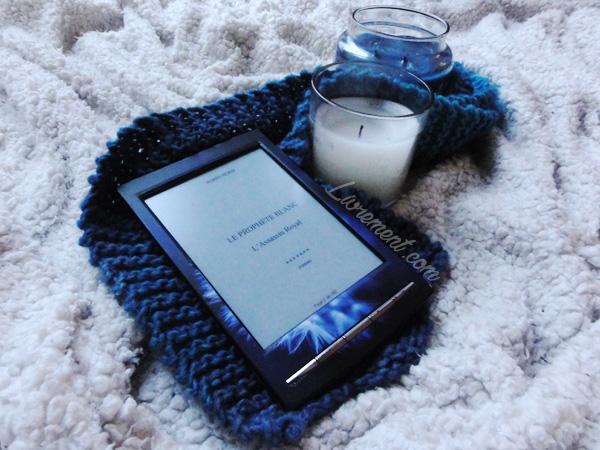 Le prophète blanc, Livre sélectionné pour le mois de décembre 2017 pour le défi valériacro