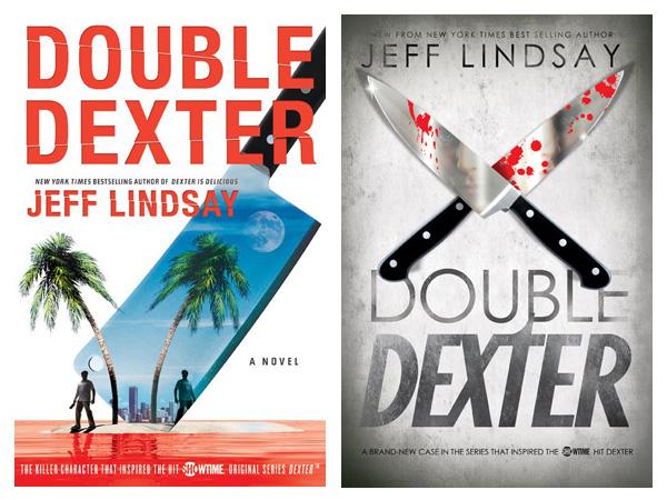 Différentes couvertures de Double Dexter de Jeff Lindsay