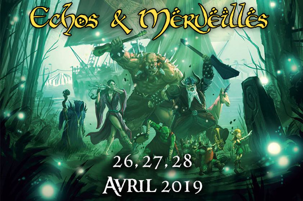 Bannière issue de l'affiche d'Echos & Merveilles 2019