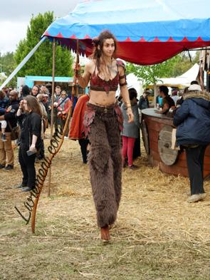 Echos et merveilles 2019 : faune danseuse