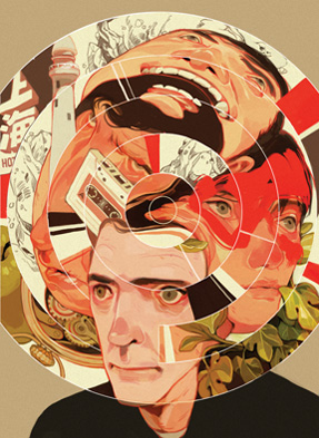 Illustration de Sachin Teng
