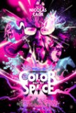 Couverture du film Color out of space