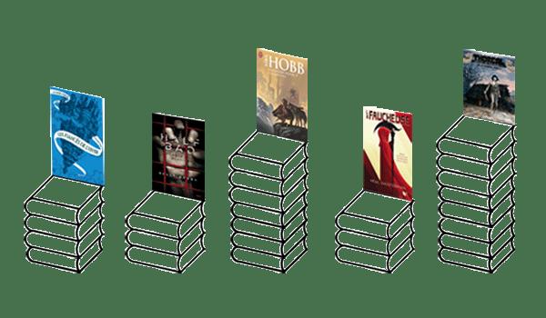 Fin de série de février 2020 : pile des séries terminées