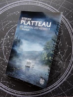 Livre dédicacé Manesh de Stefan Platteau