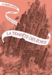 """Couverture du roman """"La tempête des échos"""" de Christelle Dabos, tome 4 de la passe-miroir"""