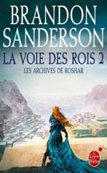 La voie des rois de Brandon Sanderson, partie 2 du premier tome Les archives de Roshar