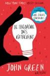 Couverture du roman Le théorème des Katherine de John Green